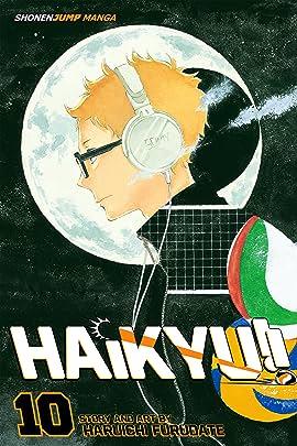 Haikyu!! Vol. 10