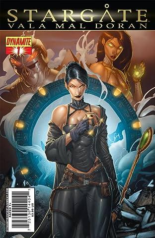 Stargate: Vala Mal Doran #1