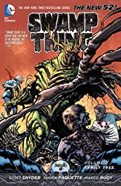 Swamp Thing (2011-2015) Vol. 2: Family Tree