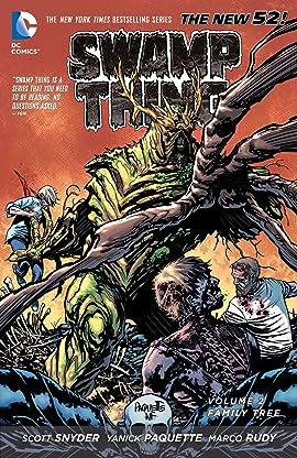 Swamp Thing (2011-2015) Vol. 2: Family Tree