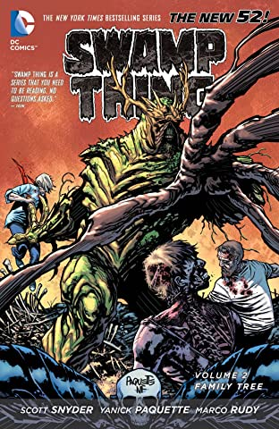 Swamp Thing (2011-2015) Tome 2: Family Tree