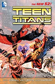 Teen Titans (2011-2014) Tome 1: It's Our Right To Fight