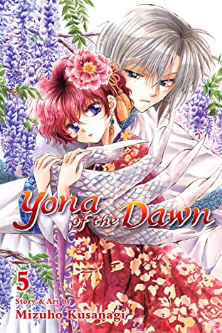 Yona of the Dawn Tome 5