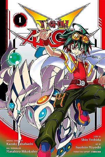 Yu-Gi-Oh! ARC-V Tome 1