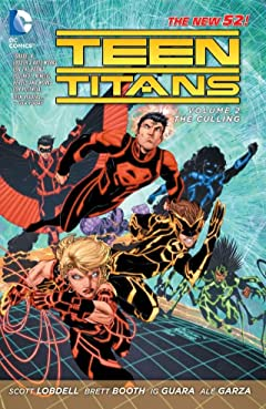 Teen Titans (2011-2014) Vol. 2: The Culling
