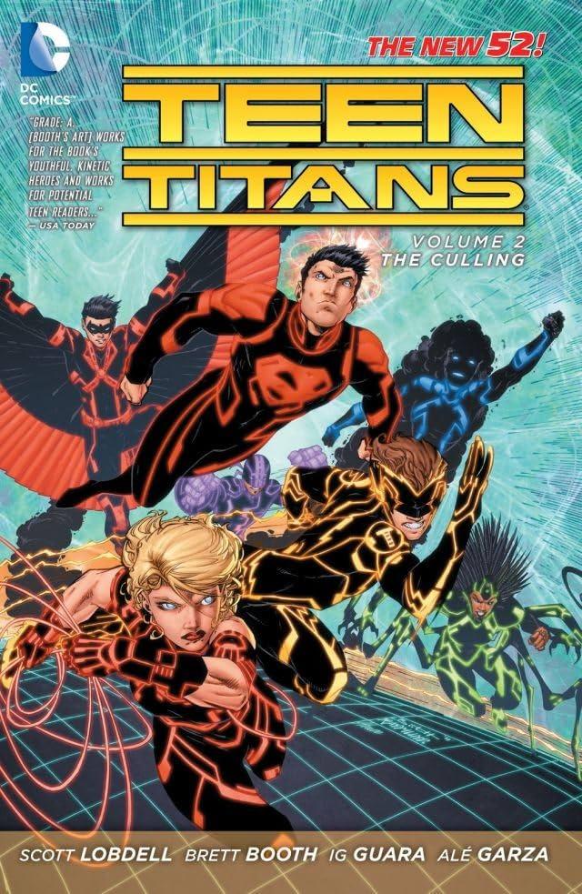 Teen Titans (2011-2014) Vol. 2: The Culling