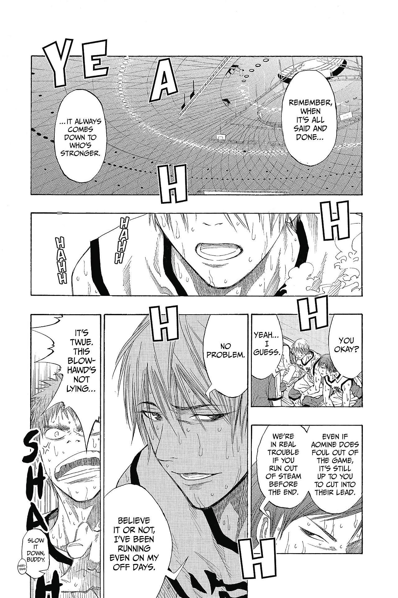 Kuroko's Basketball Vol. 5