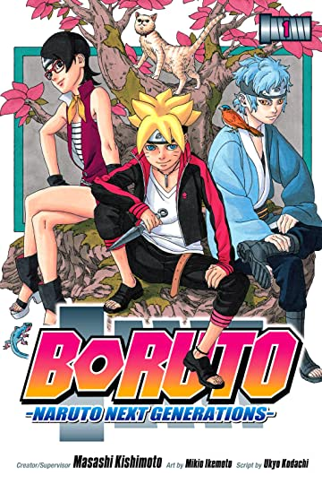 Boruto: Naruto Next Generations Vol. 1