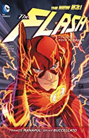 The Flash (2011-2016) Vol. 1: Move Forward