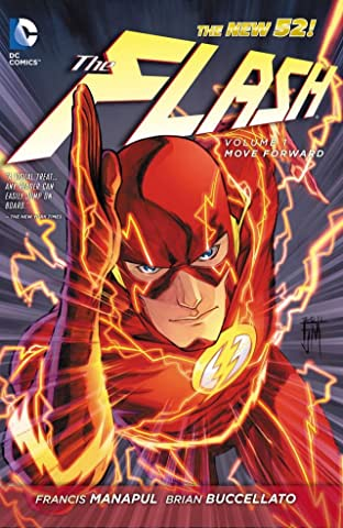 The Flash (2011-) Vol. 1: Move Forward