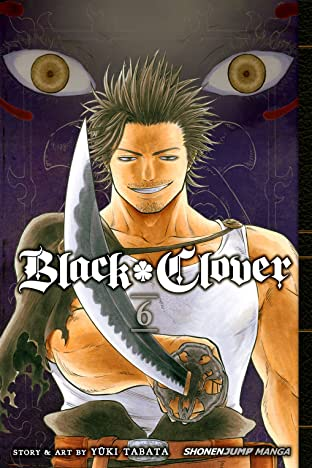Black Clover Vol. 6
