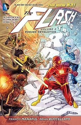 The Flash (2011-2016) Vol. 2: Rogues Revolution
