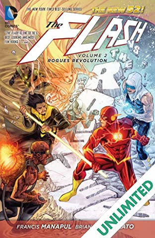 The Flash (2011-2016) Vol. 2: Rogues Revolution