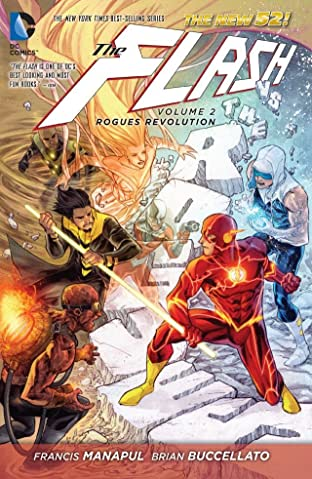 The Flash (2011-2016) Tome 2: Rogues Revolution