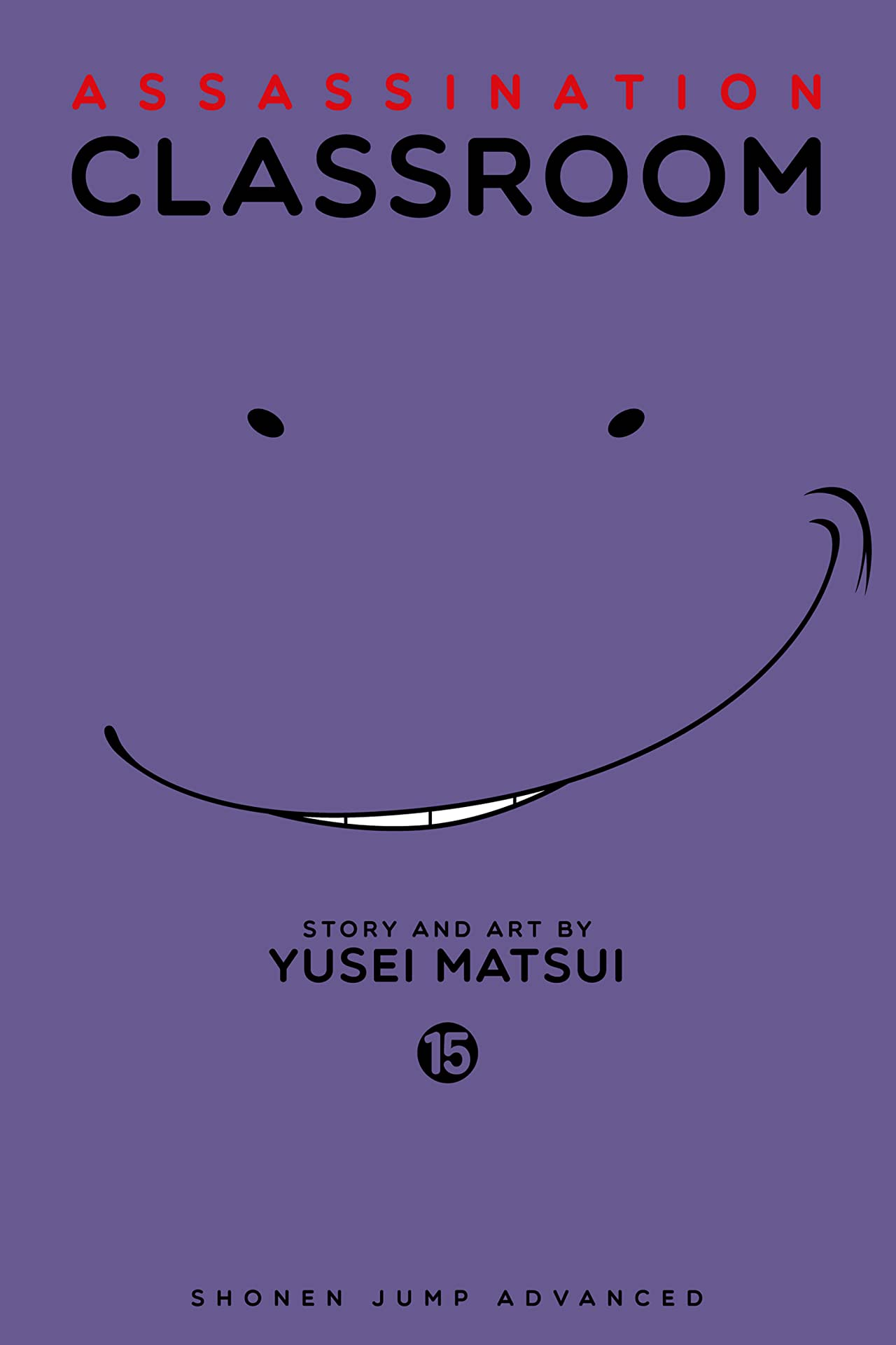 Assassination Classroom Vol. 15