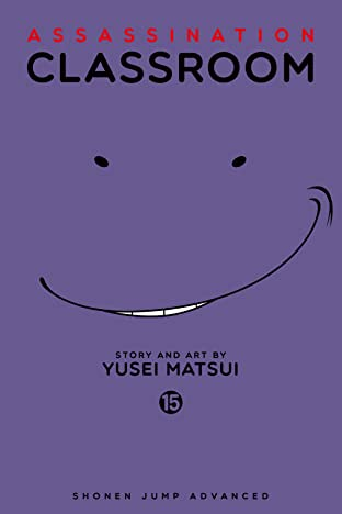 Assassination Classroom Tome 15