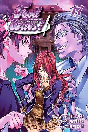 Food Wars!: Shokugeki no Soma Vol. 17