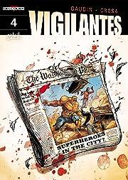 Vigilantes Vol. 4: Superheroes