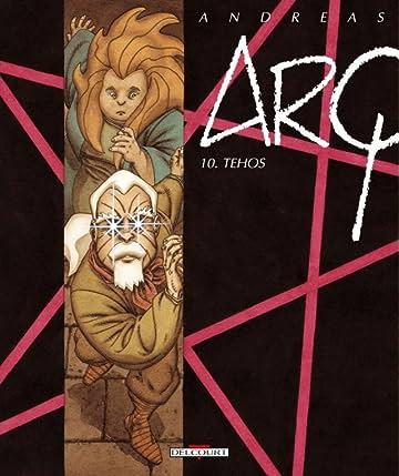 Arq Vol. 10: Tehos