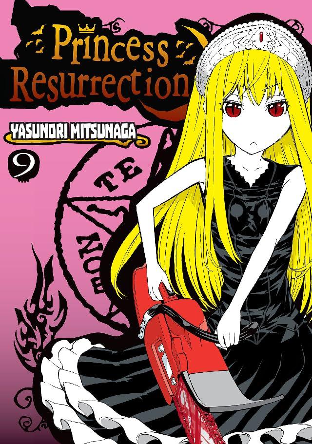 Princess Resurrection Vol. 9