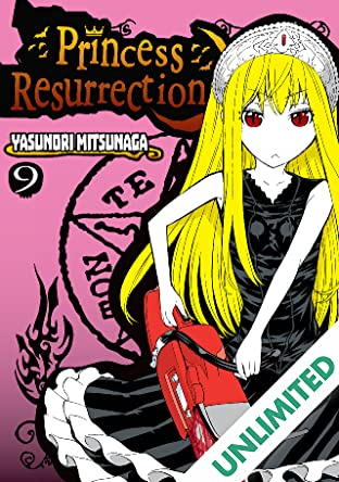 Princess Resurrection Vol. 9