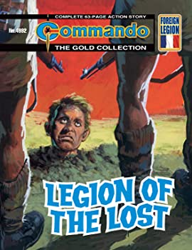 Commando #4992: Legion Of The Lost