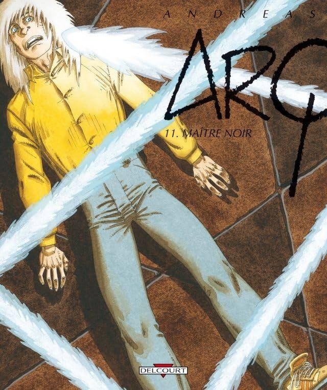 Arq Vol. 11: Maître noir