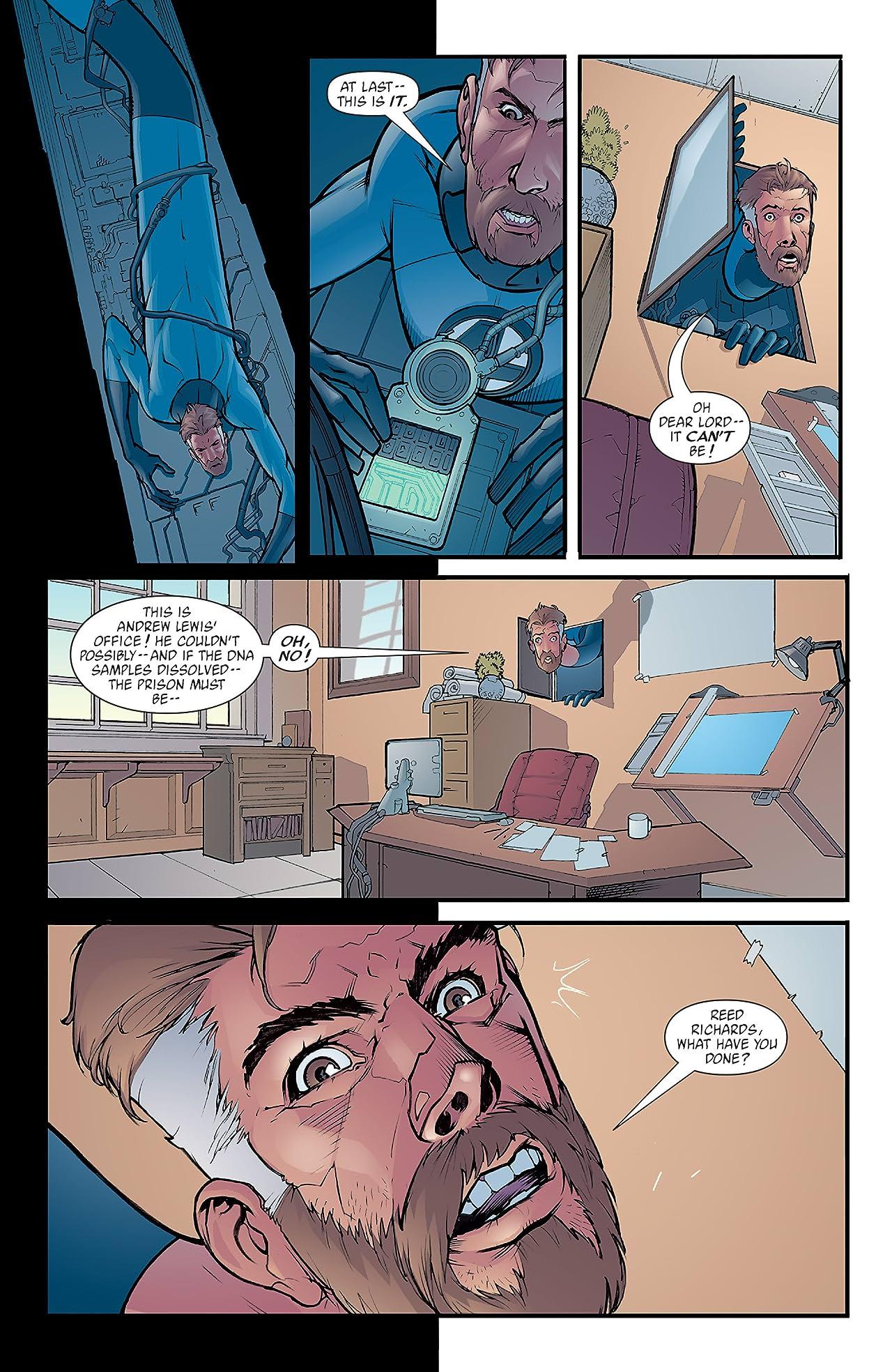 Fantastic Four: Foes (2005) #6 (of 6)