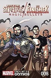Doctor Strange/Punisher: Magic Bullets Infinite Comic #8 (of 8)