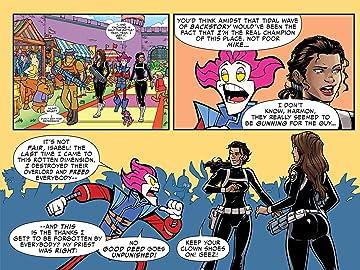 Slapstick Infinite Comic (2016-2017) #5