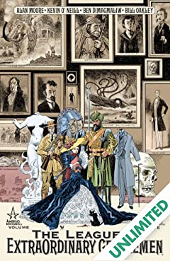 The League of Extraordinary Gentlemen Vol. 1