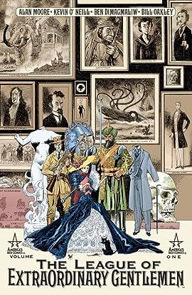 The League of Extraordinary Gentlemen Tome 1