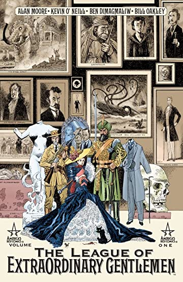 The League of Extraordinary Gentlemen Tome 1