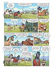 À cheval ! Vol. 3: Quel toupet !