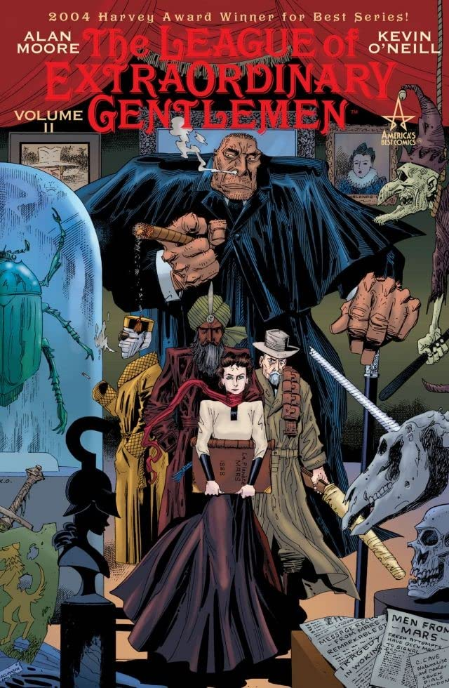 The League of Extraordinary Gentlemen Vol. 2