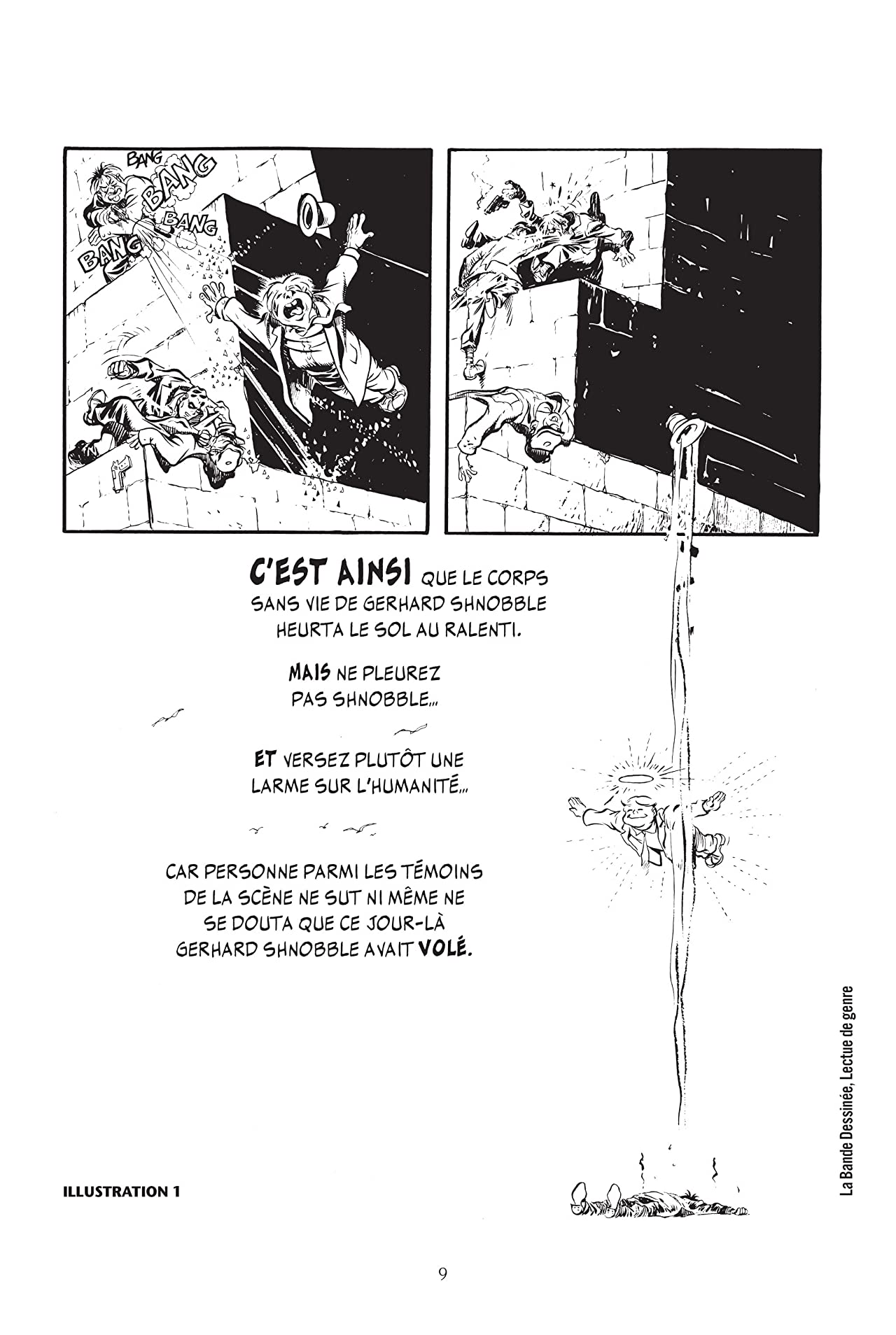 Les Clés de la bande dessinée Vol. 1: L'Art séquentiel