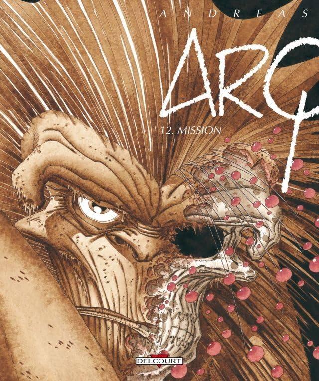 Arq Vol. 12: Mission