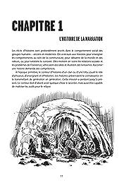 Les Clés de la bande dessinée Vol. 2: La Narration