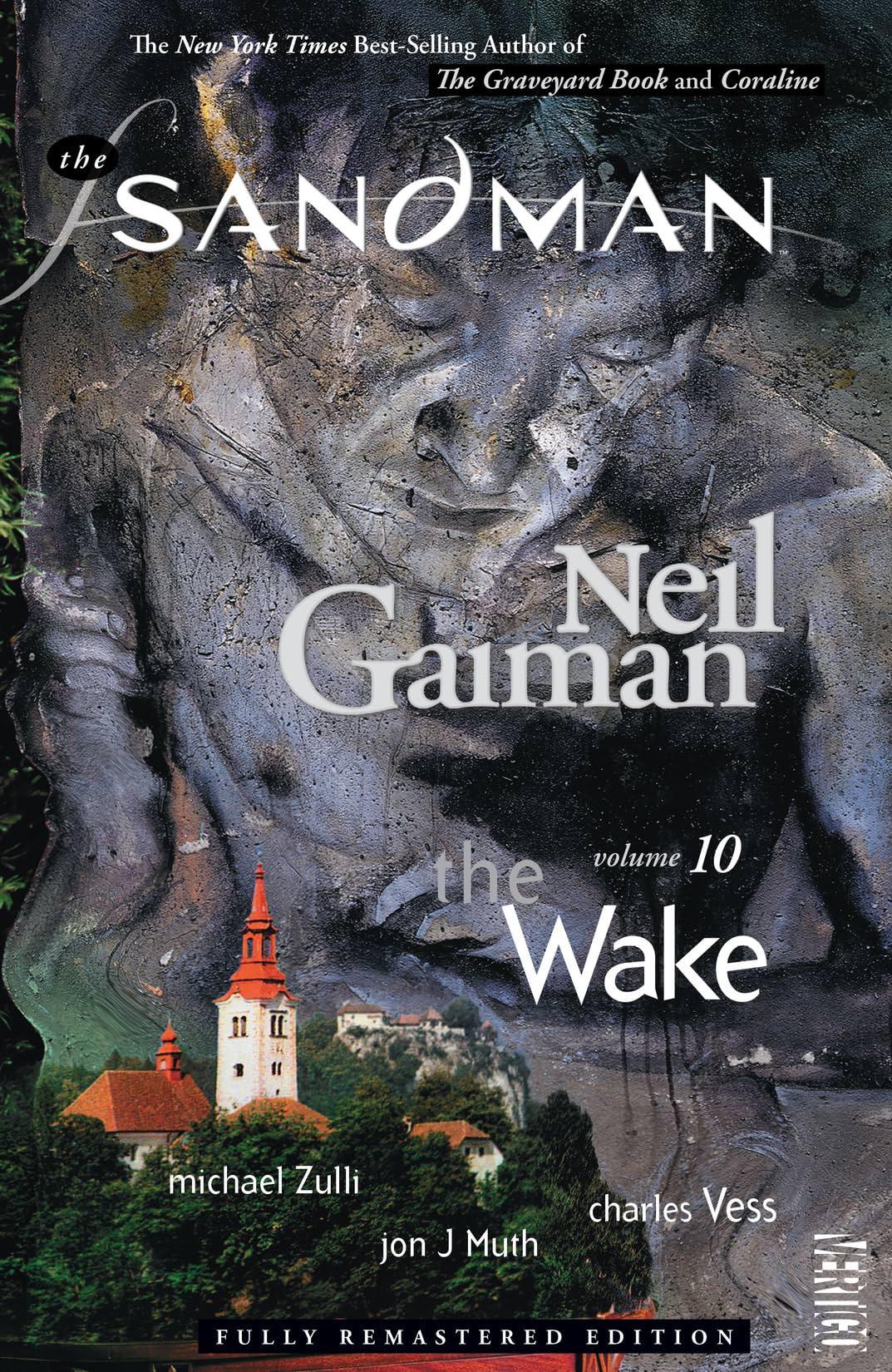 The Sandman Tome 10: The Wake