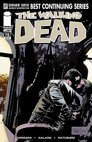 The Walking Dead #78