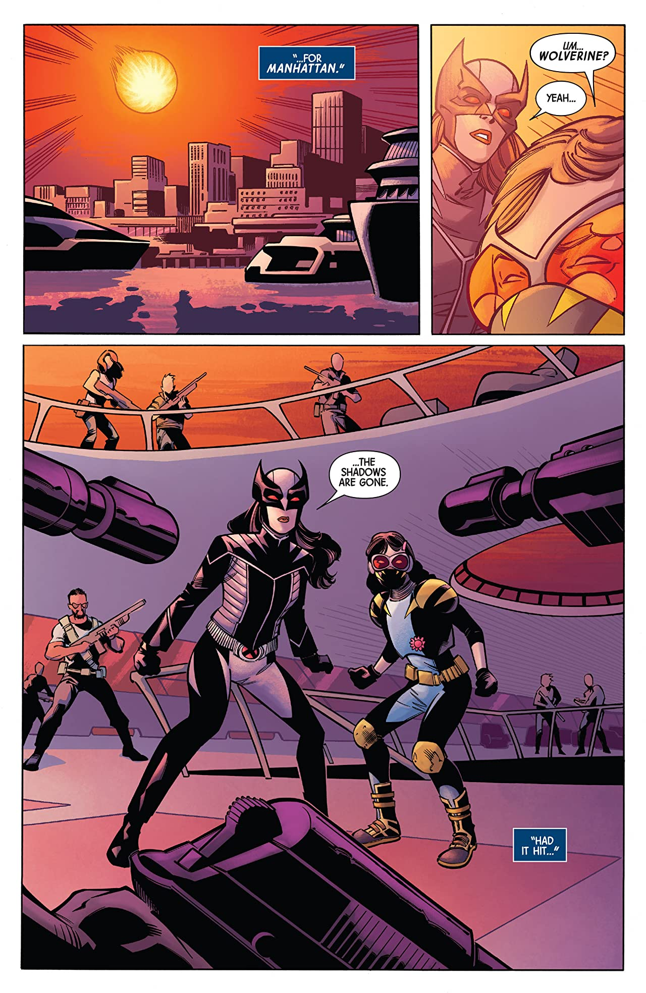 All-New Wolverine (2015-2018) #19