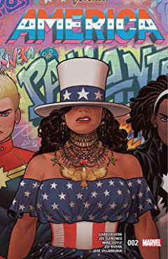 America (2017-2018) No.2