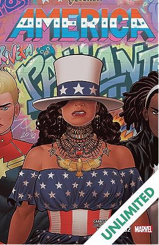 America (2017-) #2