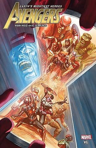 Avengers (2016-) #6