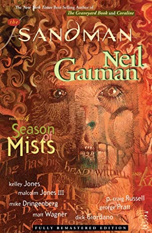 The Sandman Tome 4: Season Of Mists
