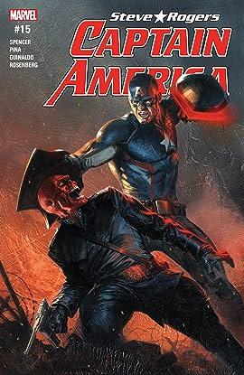 Captain America: Steve Rogers (2016-2017) #15