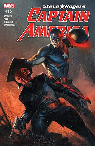 Captain America: Steve Rogers (2016-2017) #15