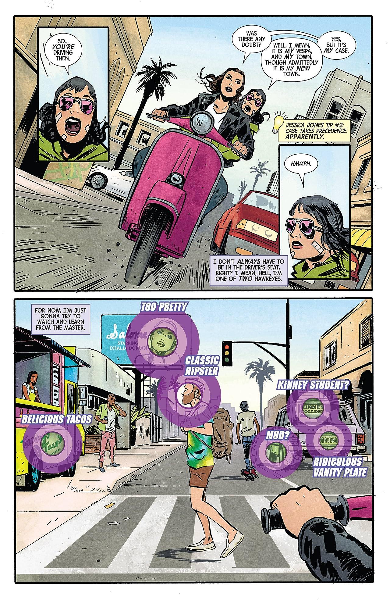 Hawkeye (2016-) #5