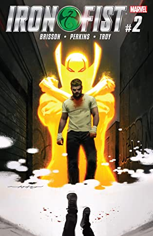 Iron Fist (2017-) #2