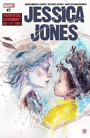 Jessica Jones (2016-2018) #7